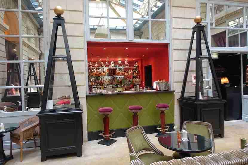 Intercontinental Bordeaux bar