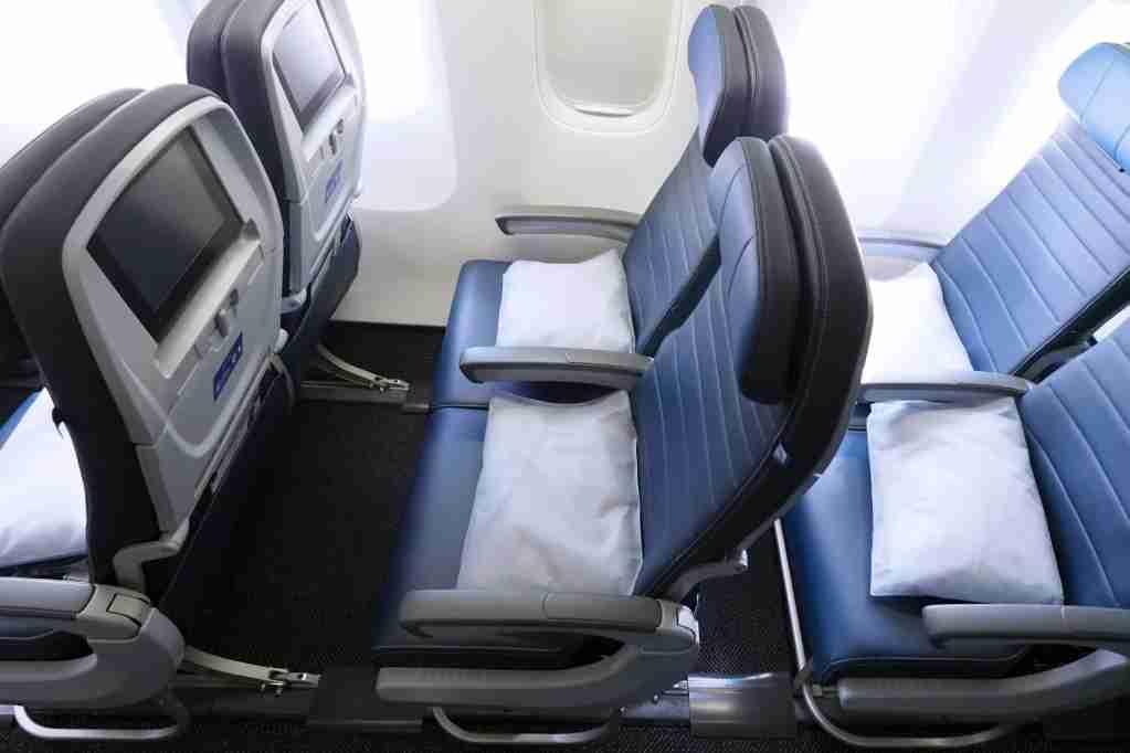 United 767-300ER Polaris Where to Sit