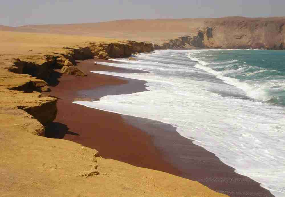 Playa Roja. Image by Vicente González Camacho / Flickr.