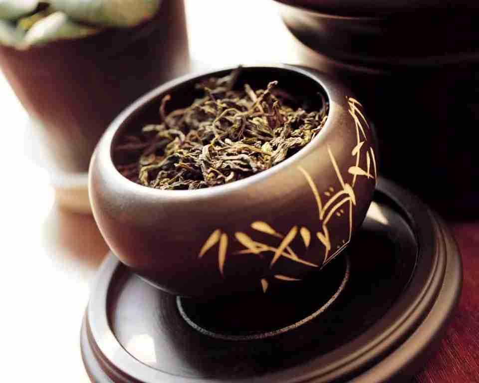Pu-erh Tea from LokCha