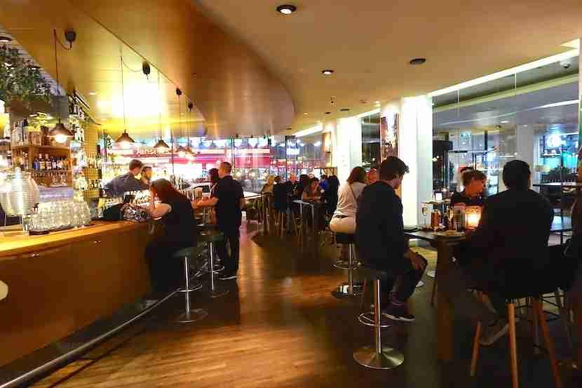 Radisson Blu Royal Viking lobby bar