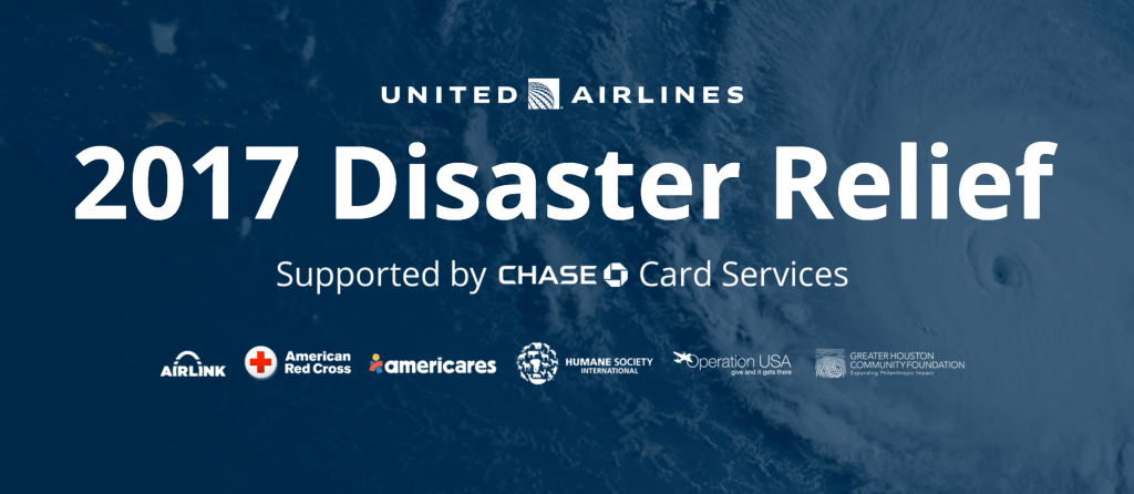 United 2017 Disaster Relieft