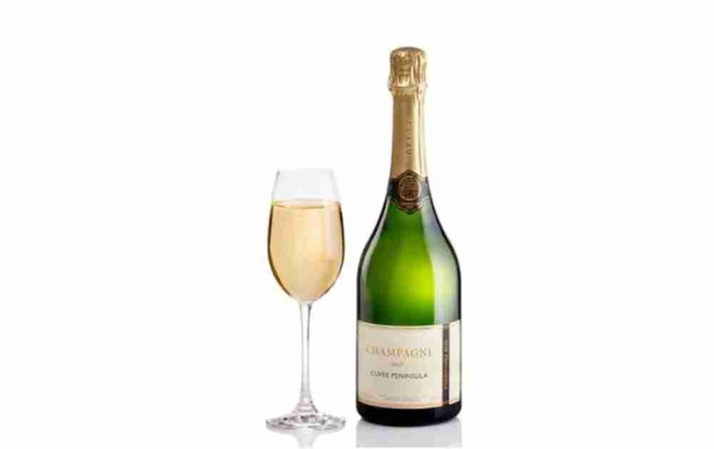 The Peninsula Champagne. Image by Peninsula Hotels.