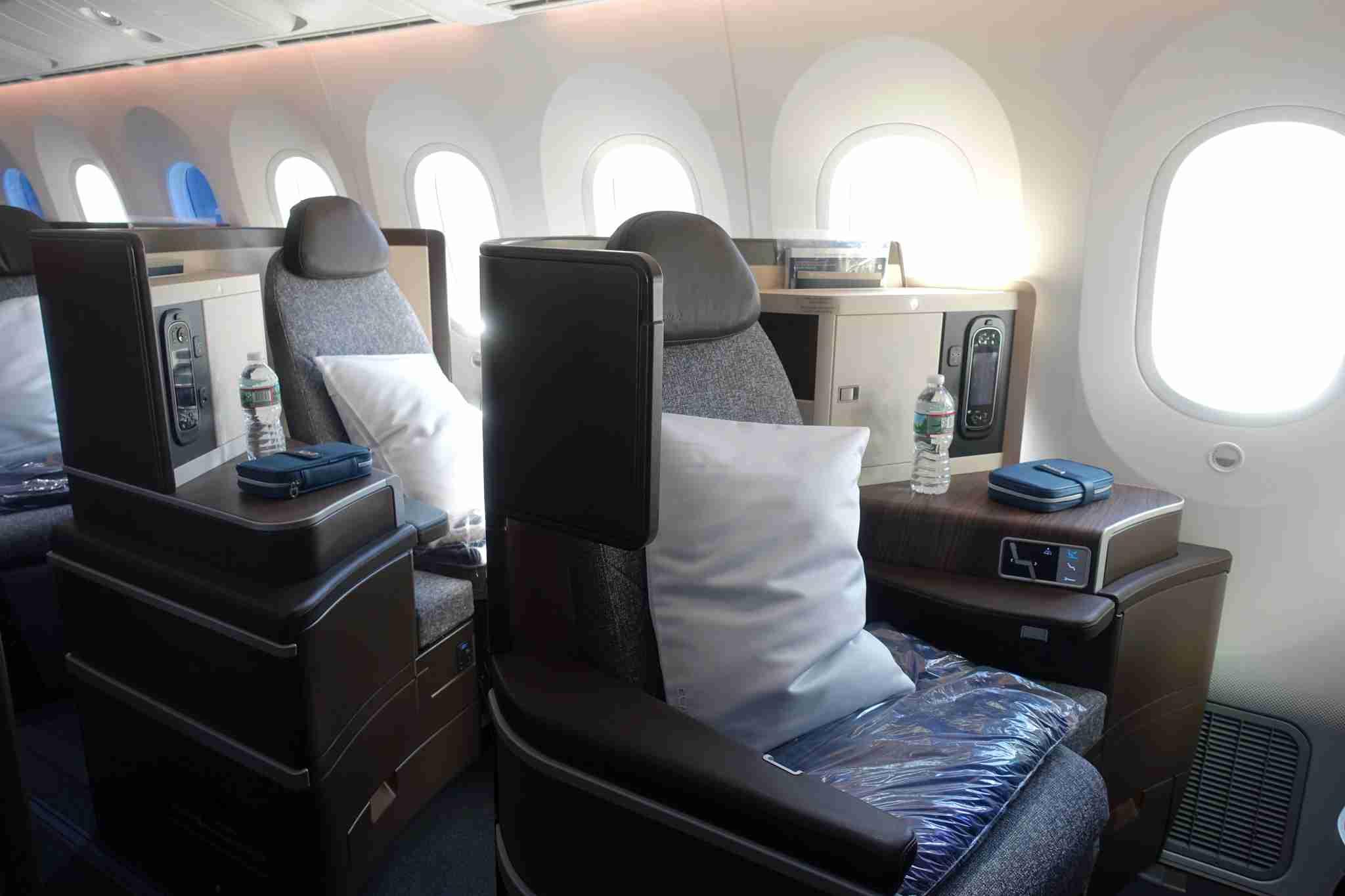 El Al 787 Dreamliner Business