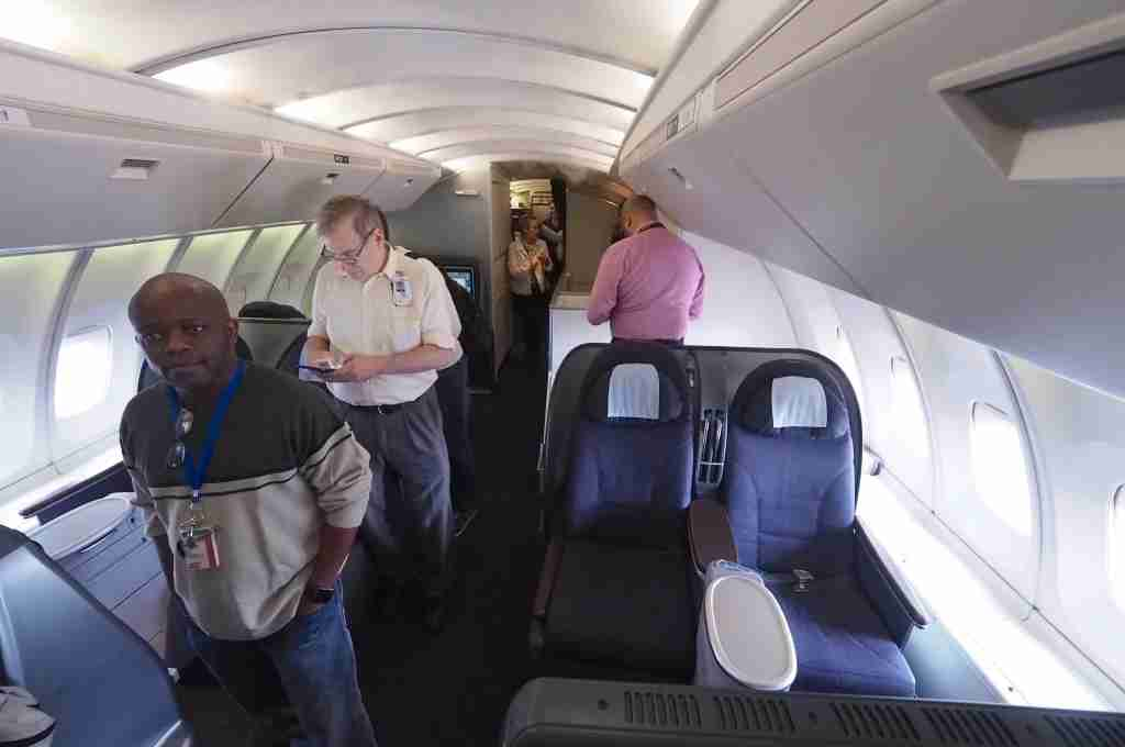 United 747 Farewell EWR