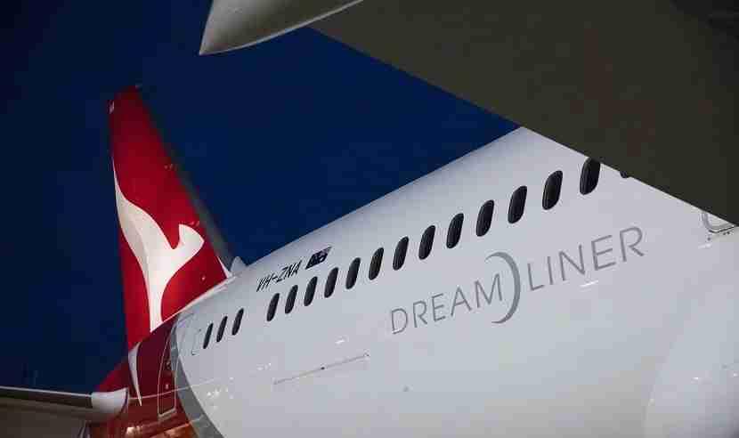 Image courtesy of Qantas Airways.