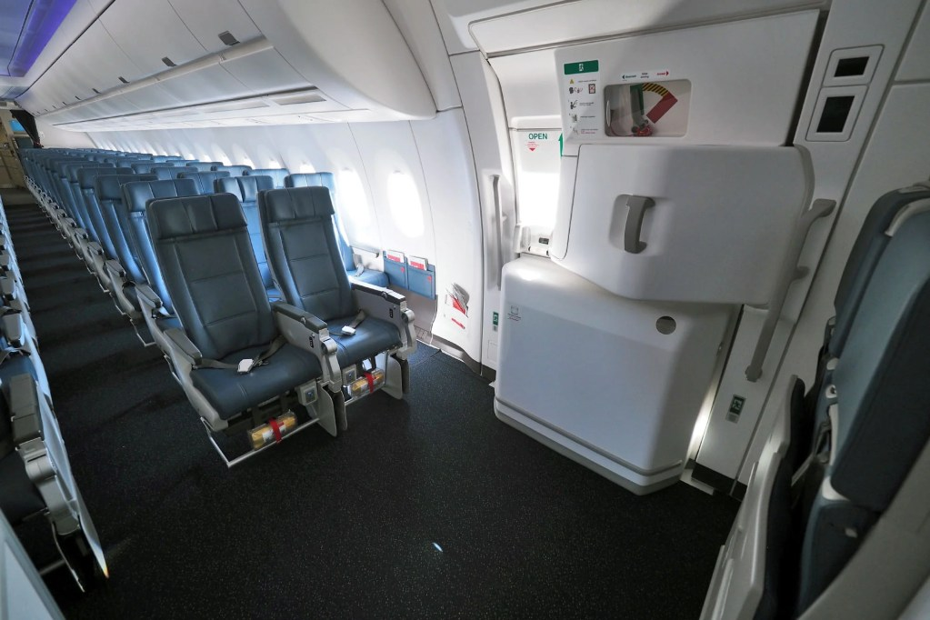 Where To Sit On Delta S Airbus A350 Economy