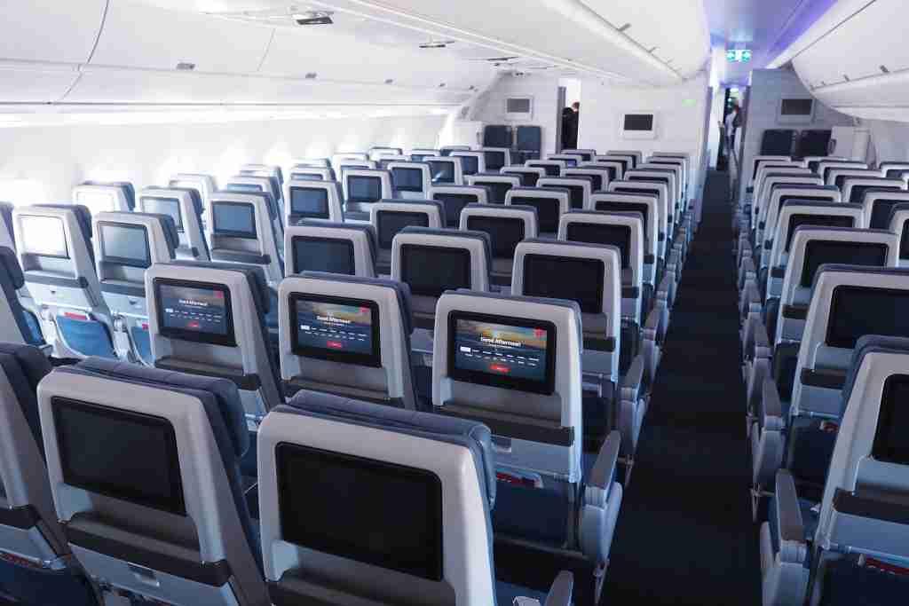 Delta A350 Tour Delta One Suite Premium Select