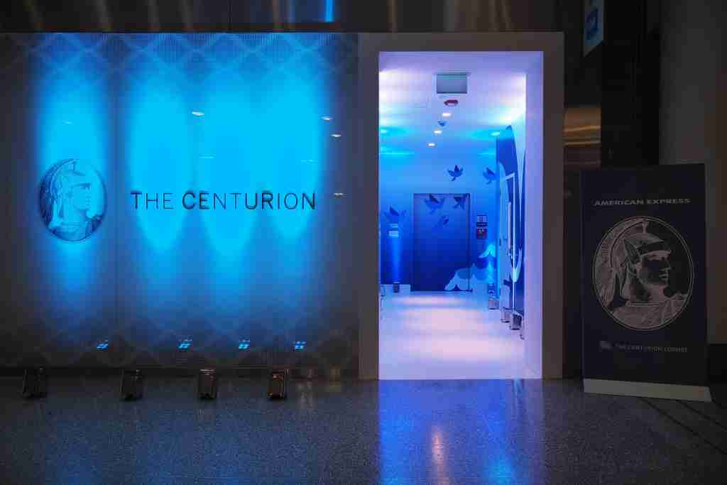 Amex PHL Centurion Lounge Preview