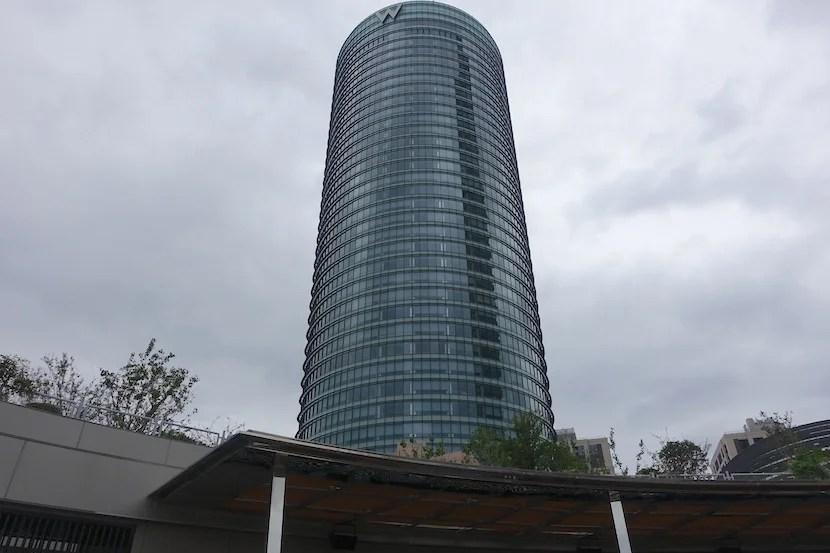 W Shanghai building ext