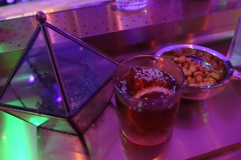 W Shanghai drink