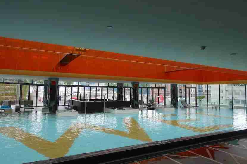 W Shanghai indoor pool 2