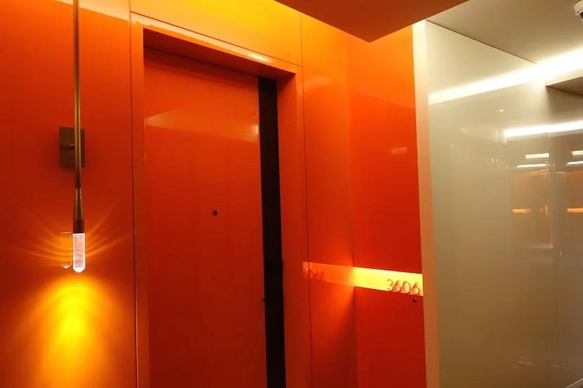 W Shanghai room number