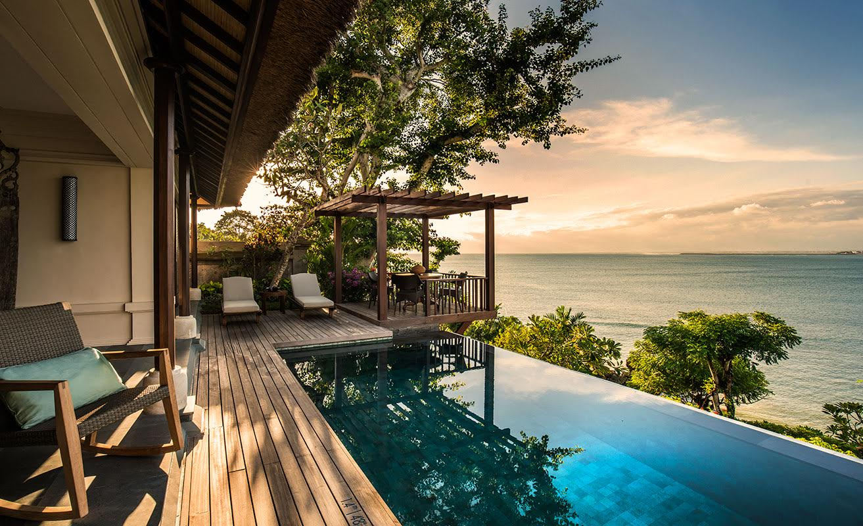 Image courtesy of the Four Seasons Resort Bali at Jimbaran Bay.