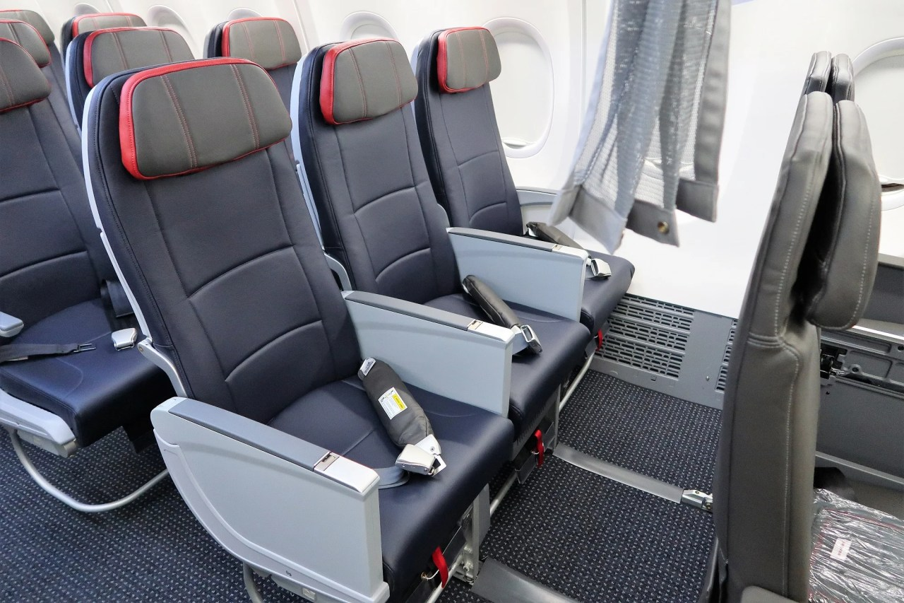 American Lets You Self-Upgrade to Main Cabin Extra for Free