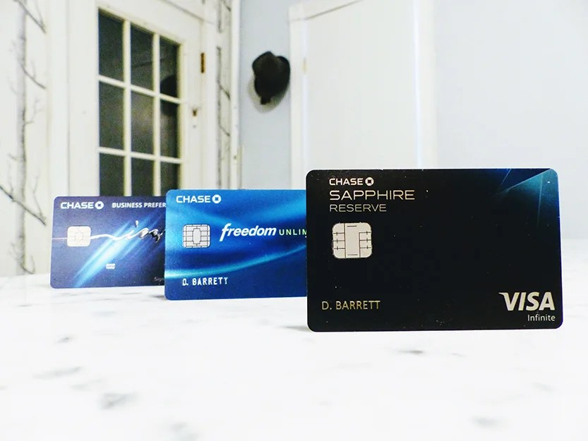 Why Chase Freedom Unlimited Is Great for College Students