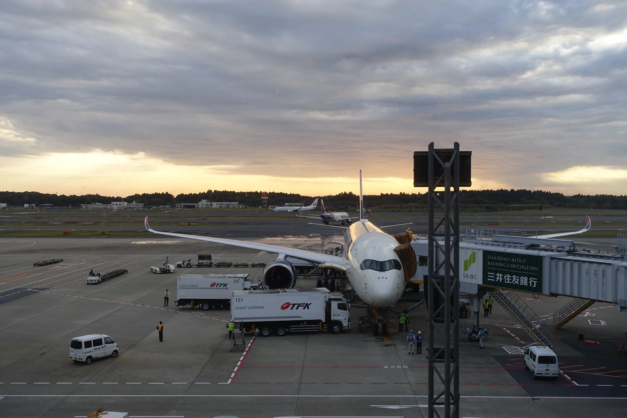 Review Delta A350 Premium Select From Detroit To Tokyo