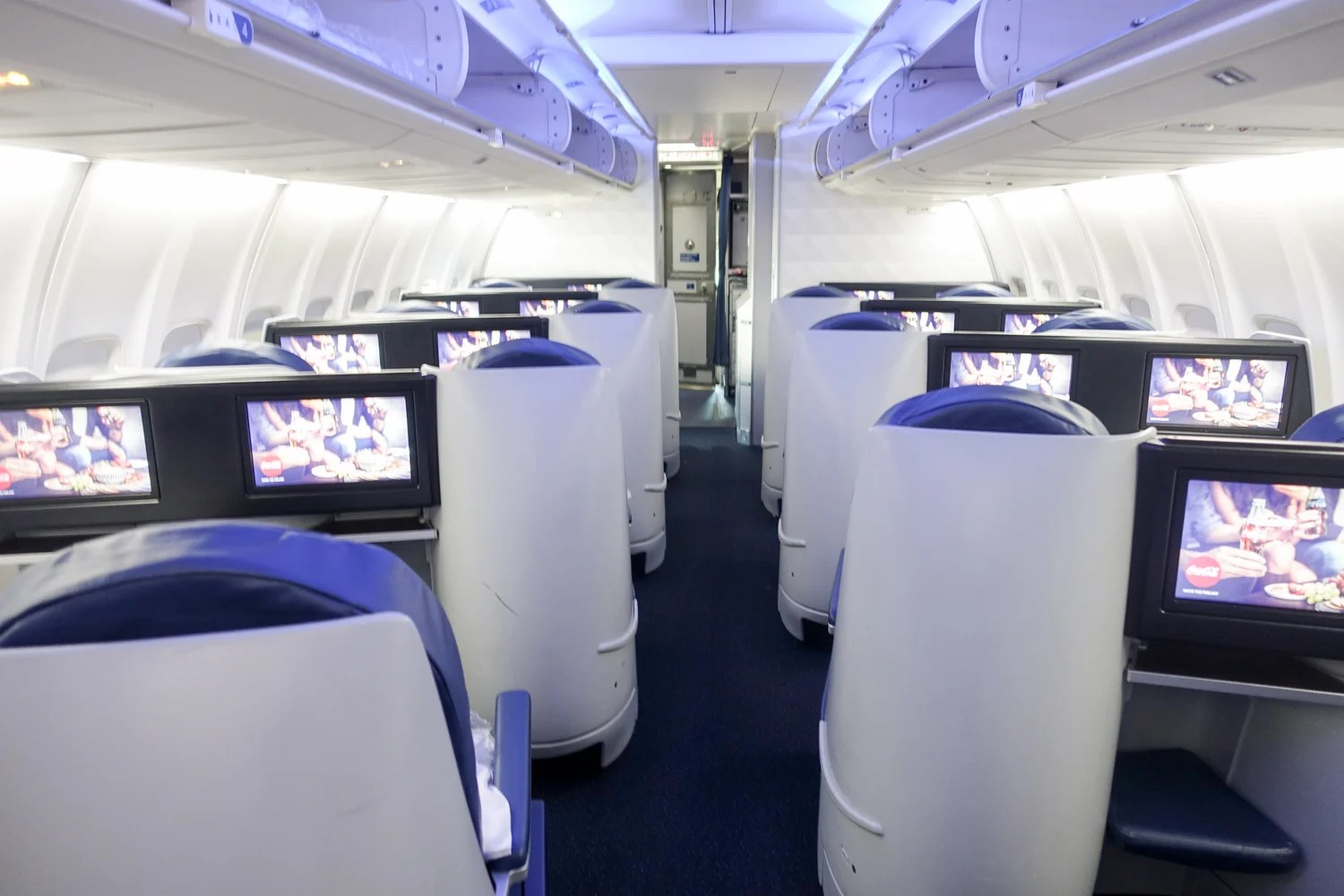 Flight Review  Delta One  757
