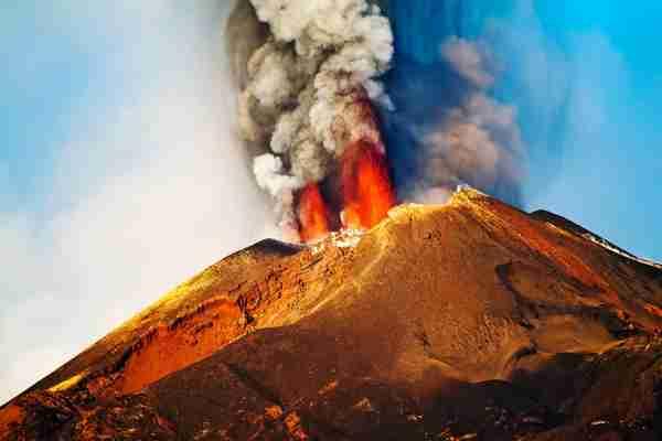 Etna - SalvoV / Getty Images