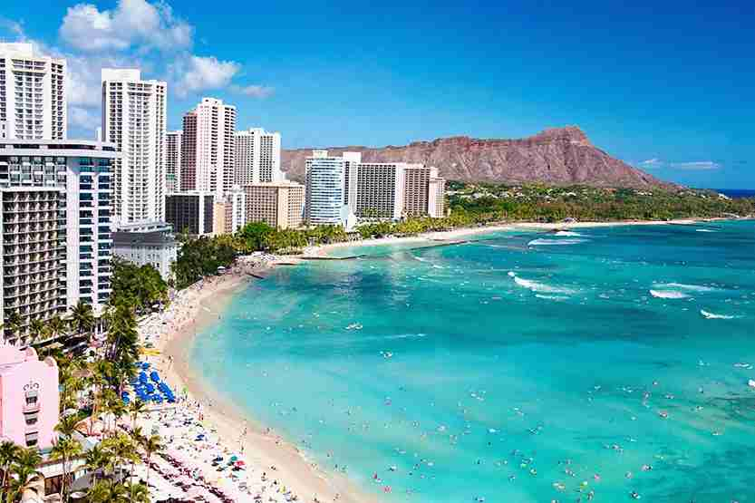 Waikiki got several new hotels this year. Image credit: Getty Images.