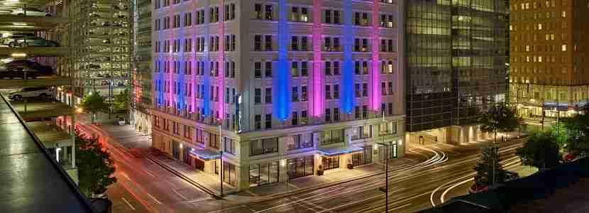 IMG Aloft Houston Downtown hotel SPG banner