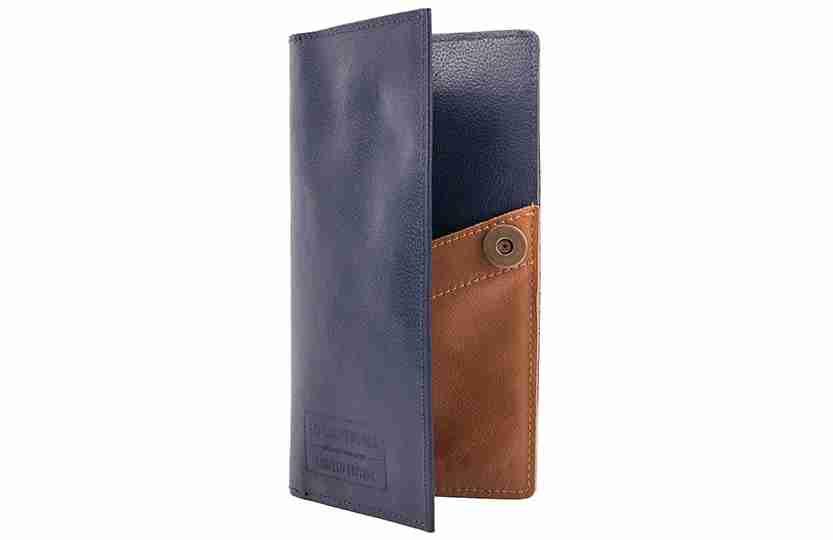 In Flight Passport Wallet