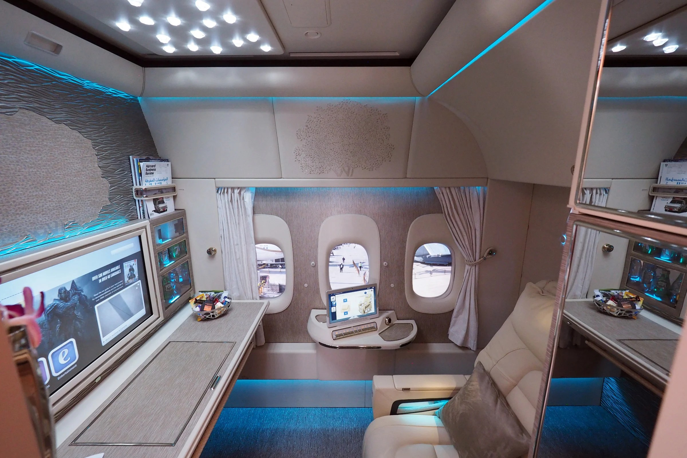 How I Scored A Deal On Emirates New First Class Suite