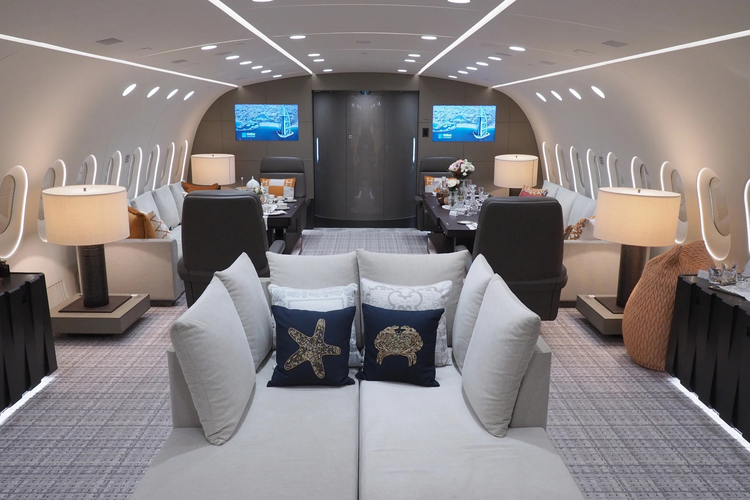 This Private Dreamliner Is the Ultimate $300 Million Flying Home