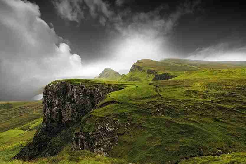 Venture out to the Highlands to experience Scotland