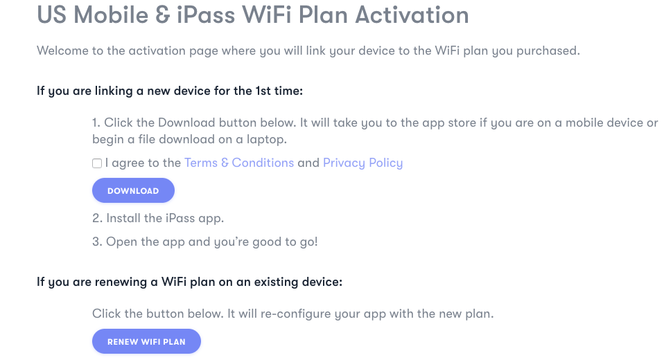US Mobile iPass: Get Unlimited In-flight Wi-Fi for $10 per Month