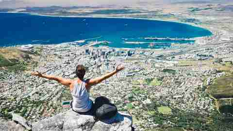 Table Mountain Cape Town