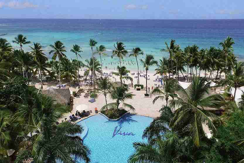 Viva Wyndham Dominicus Beach Dream Caribbean Vacations on Points and Miles