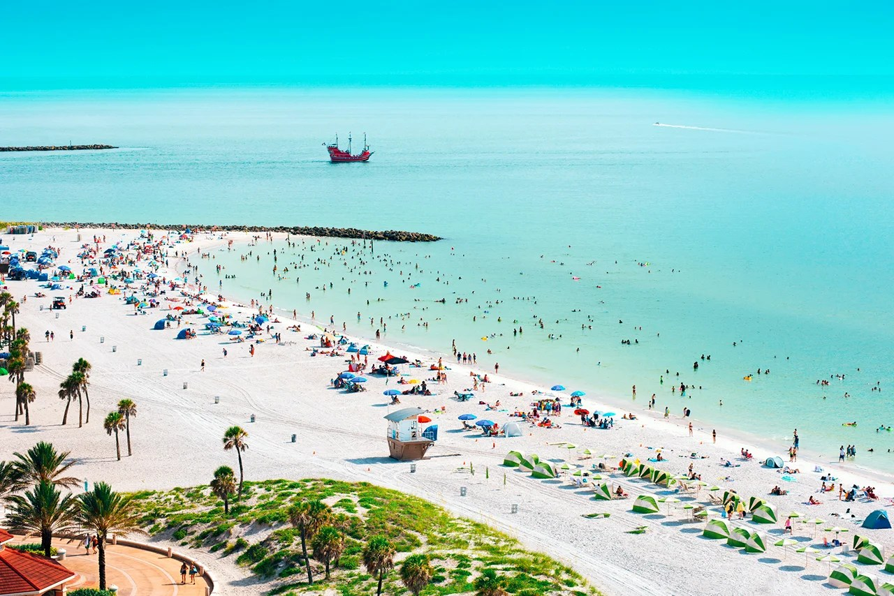10 Fantastic Us Beach Vacations To Take This Winter