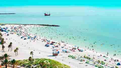 Best Domestic Beach Destinations in Winter