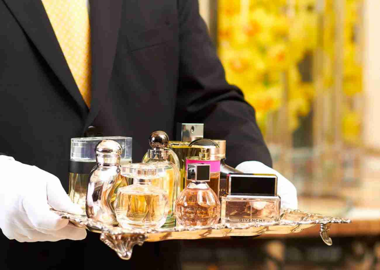 Choose a scent, any scent, at select Rosewood
