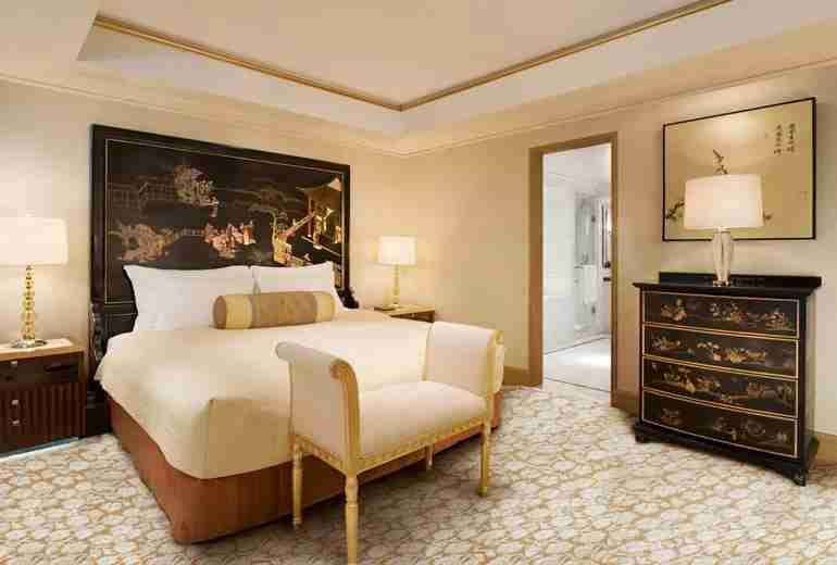 The St. Regis Hotel in Beijing. Image courtesy of hotel.