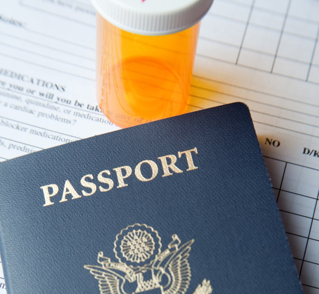 Rx for Jail? What to Know Before Taking Your Meds Abroad