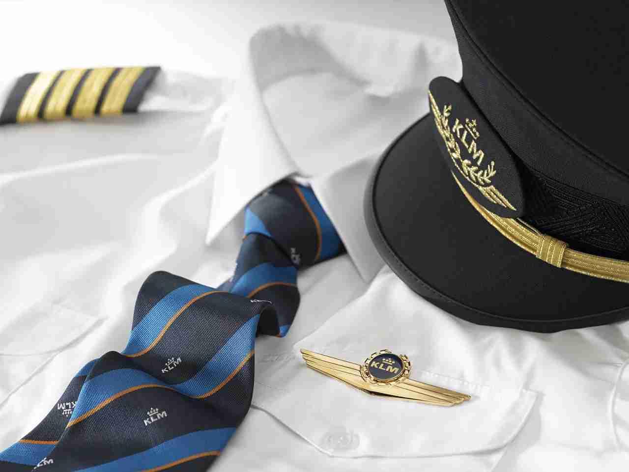 klm, uniform