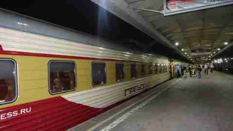 moscow, train, grand express