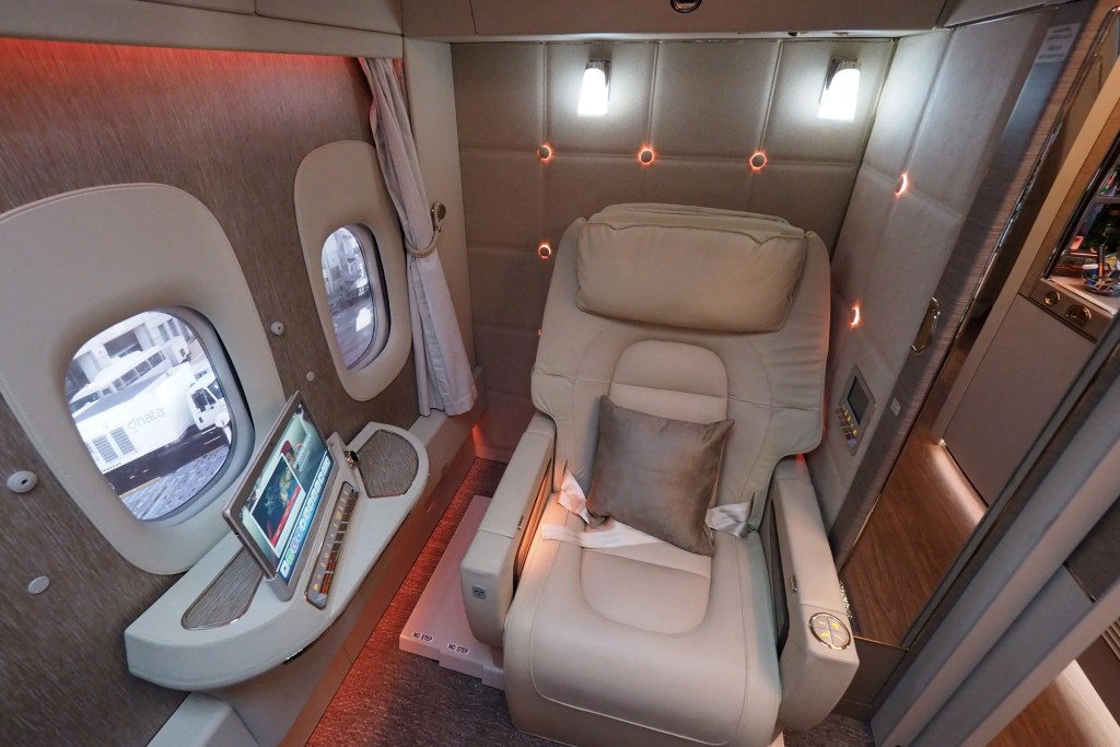 Where to Find and How to Book Emirates' New 777 First Class