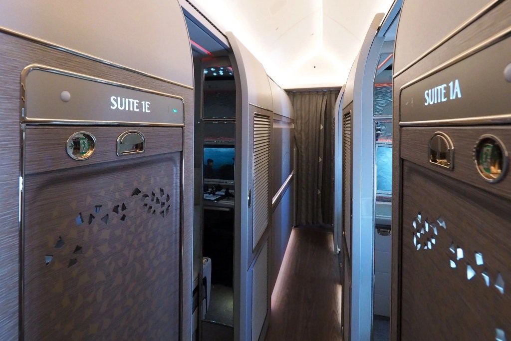 Where to Find and How to Book Emirates' New 777 First Class Suite