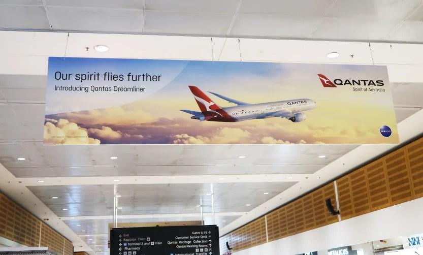 Review: Qantas (787-9) Premium Economy Seat, SYD to MEL