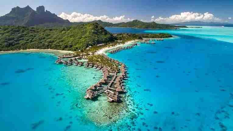 Image courtesy of Conrad Bora Bora