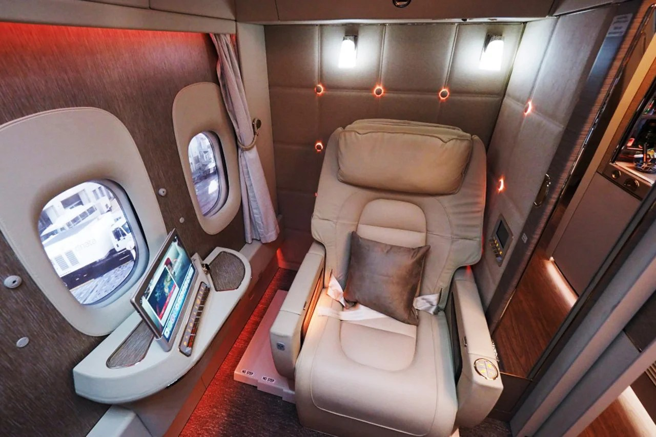 The Best Ways to Book Emirates First-Class Awards