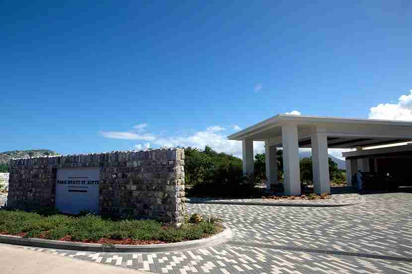 Image courtesy of Michael Y. Park. For use in his St Kitts hotel review only.