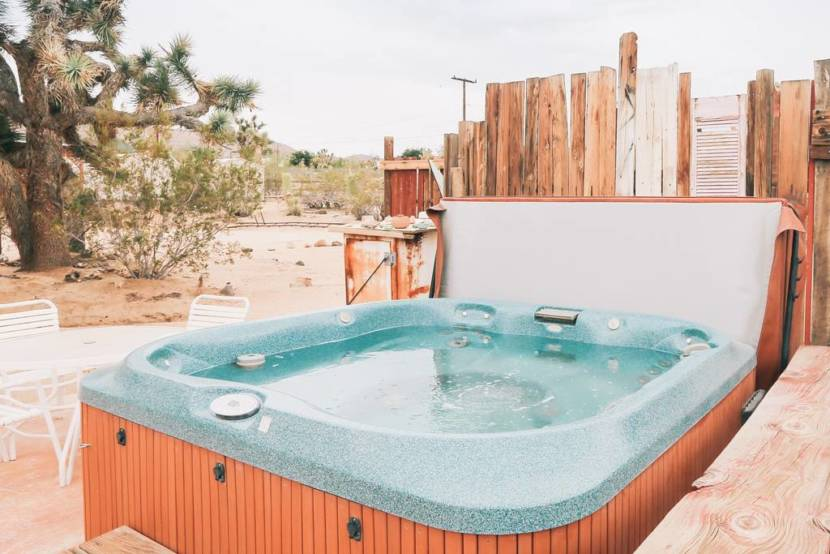 Take A Dip In The Brisk Morning, Surrounded By Joshua Trees, Or At Night  Under The Millions Of Stars. Once Visitors Discover This Hidden Oasis,  Though, ...