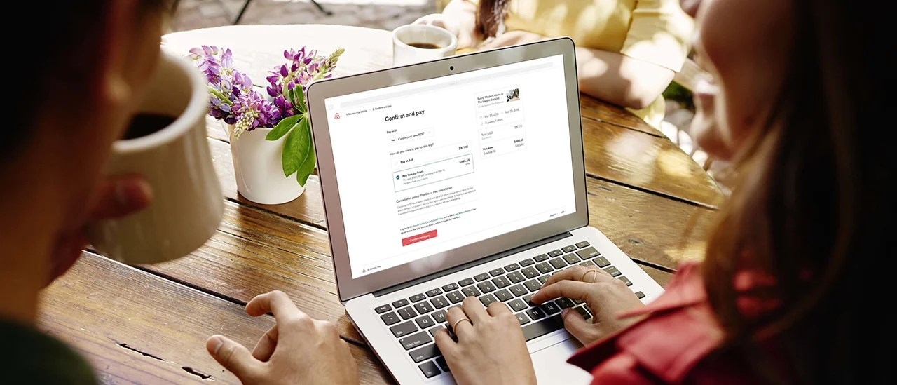Airbnb launches new partial payment feature for Airbnb how to pay
