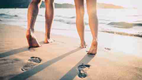 Canadian couple contracted parasitic hookworms from walking on Dominican beach