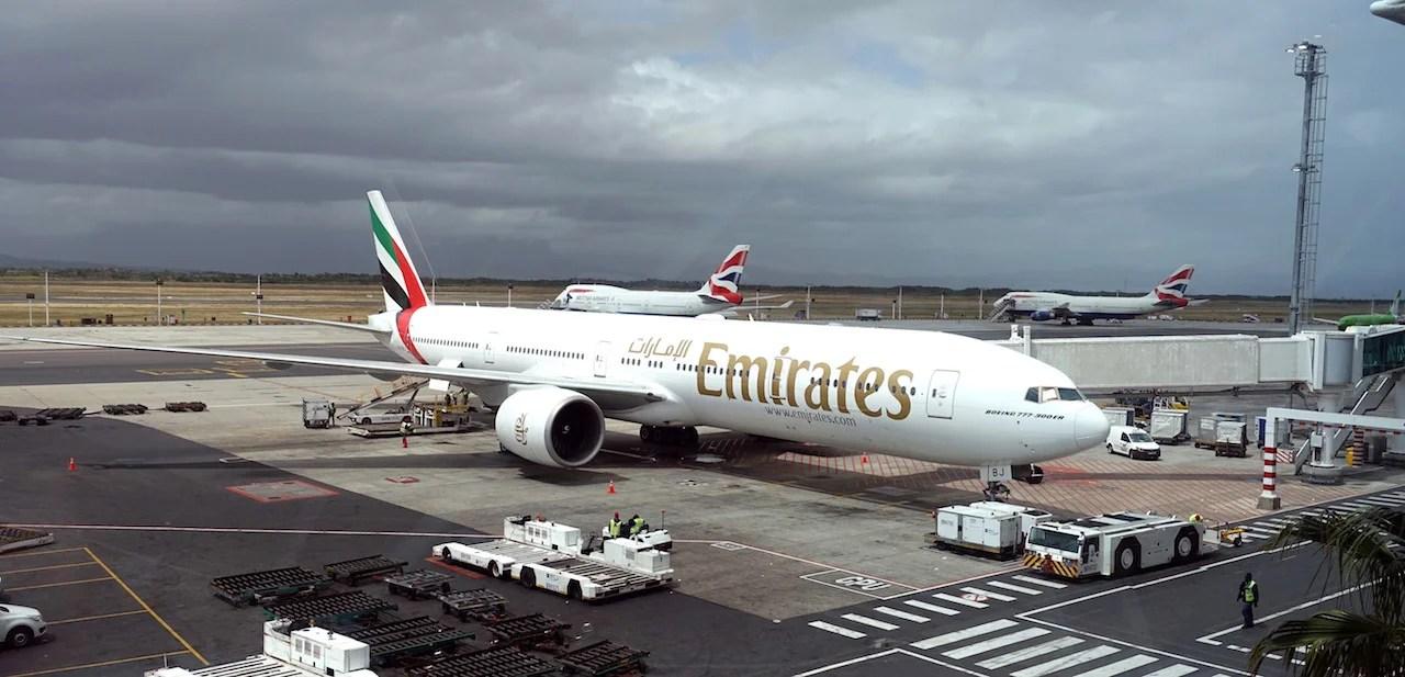 Aeroporto Ewr : Emirates to launch ewr dxb makes adjustments to us network