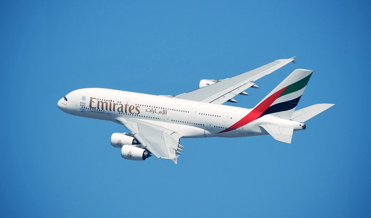 Review: Emirates Economy Across Atlantic In An Empty A380